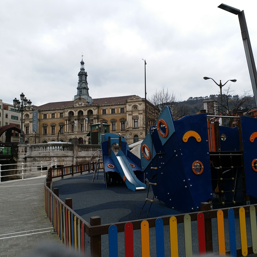 bilbao play ground